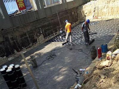 北京防水公司:防水层开裂怎么办?